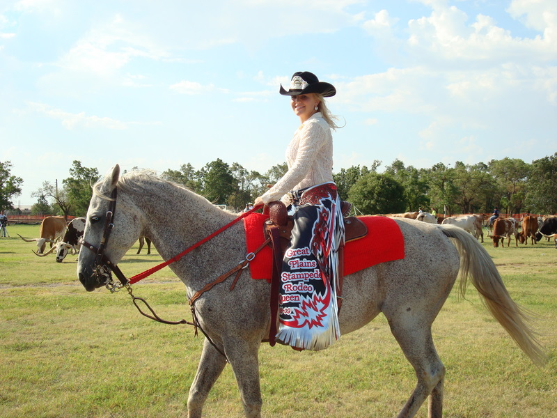 Great Plains Stampede Rodeo Queen