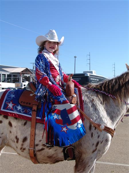 Queen Chaps,  Miss Rodeo MS Princess