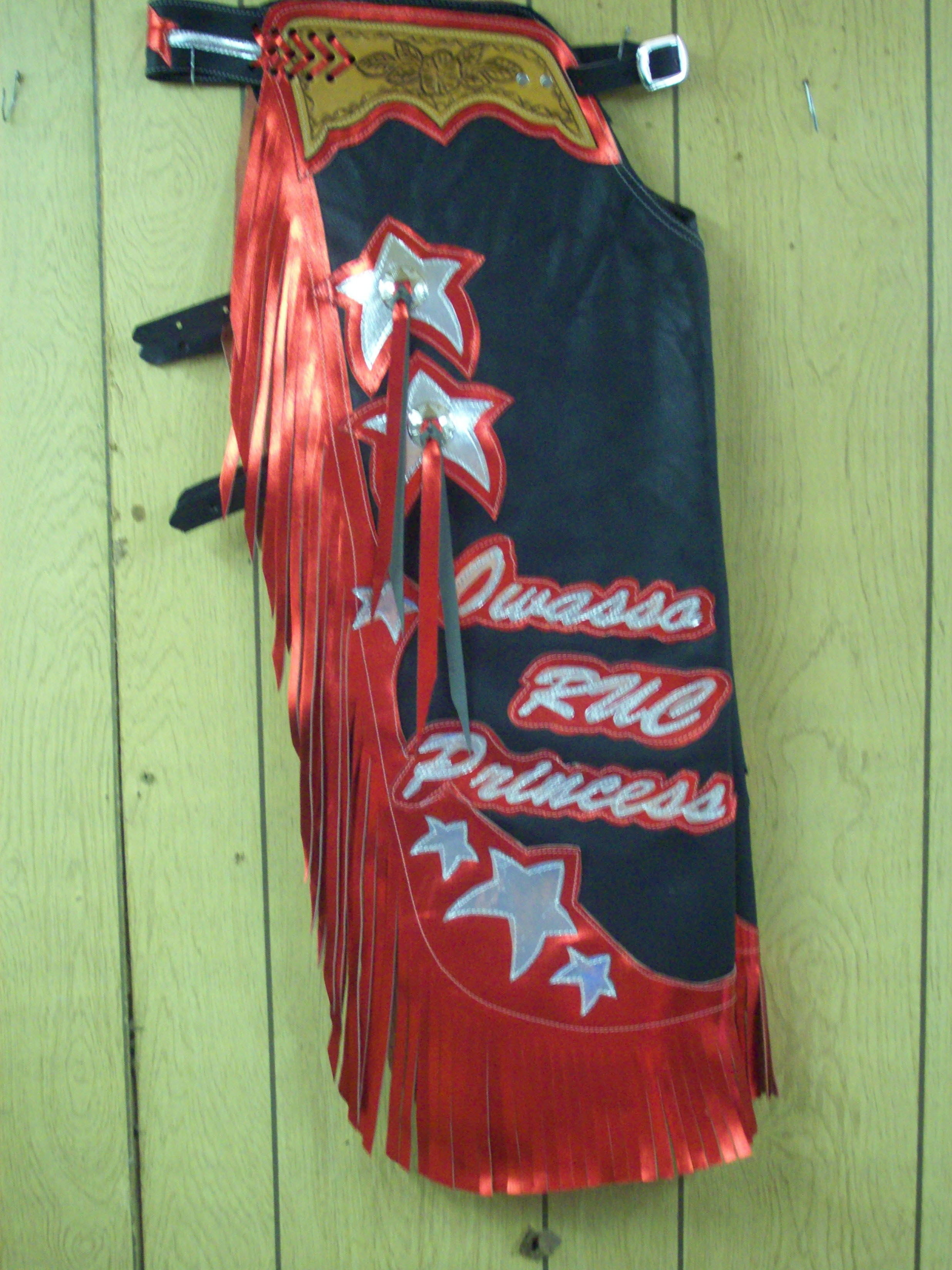 RODEO CLUB PRINCESS CHAPS