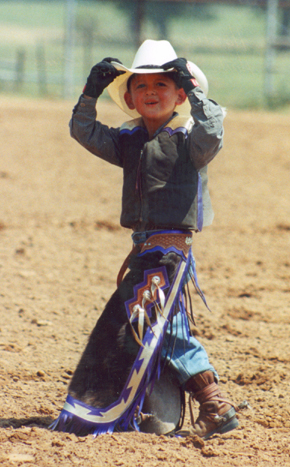 CHILD MUTTON BUSTIN CHAPS