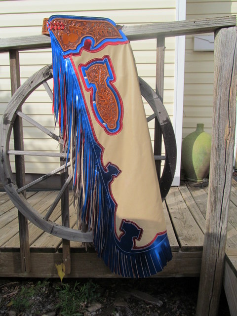 Bull Riding Chaps Rodeo Chaps Custom Rodeo Chaps