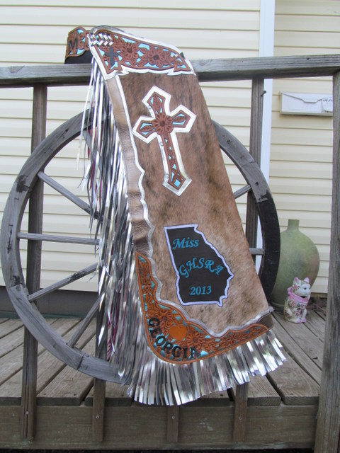 Rodeo Queen Chaps, Rodeo Queen Chaps/Rodeo Teen Chaps