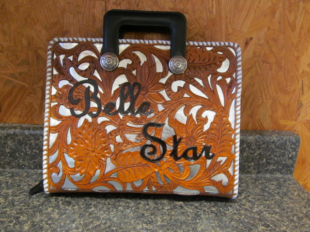 Queen Autograph-Briefcase,Rodeo Queen Chaps,