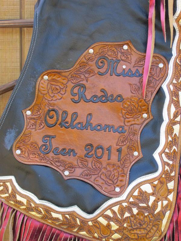 Rodeo Queen Chaps / Rodeo Teen Chaps
