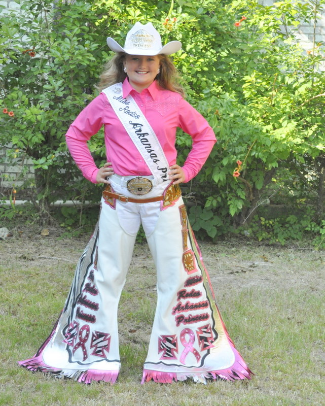 Miss Rodeo Arkansas Princess Chaps Queens Chaps