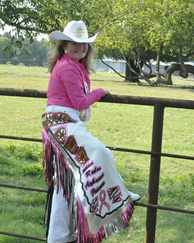 Rodeo Queen - Princess Photos,