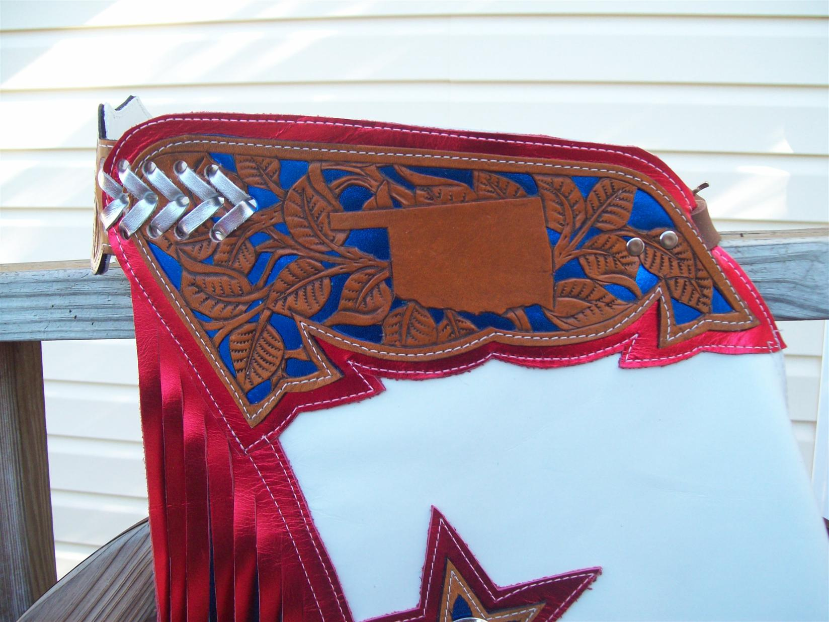 Custom Queen Chaps/Princess Chaps