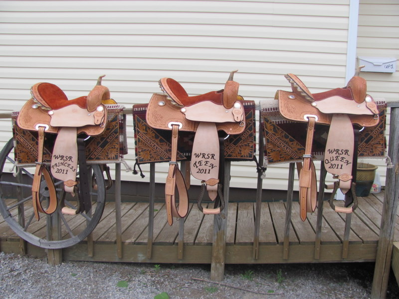 Trophy Saddles