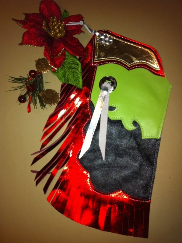 ~Chap~Christmas Stocking