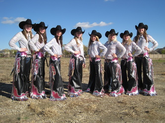 Adult thru Mutton Bustin,Flame Design Chaps