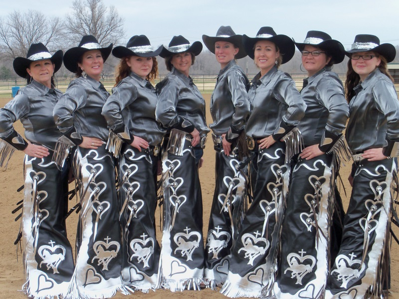 Drill Team Chaps, Rodeo Drill Team Chaps, Riding Club Chaps