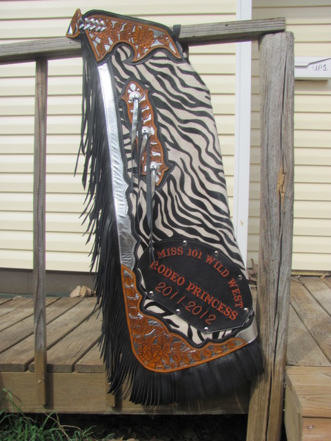 Rodeo Queen Chaps,Autograph/Briefcase Tote Bag
