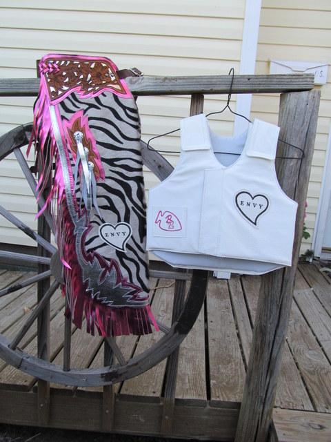 Youth Chaps & Vest Set