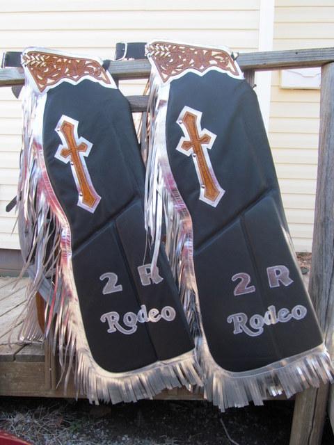 Rodeo PickUp Chaps / Pick Up Man Chaps