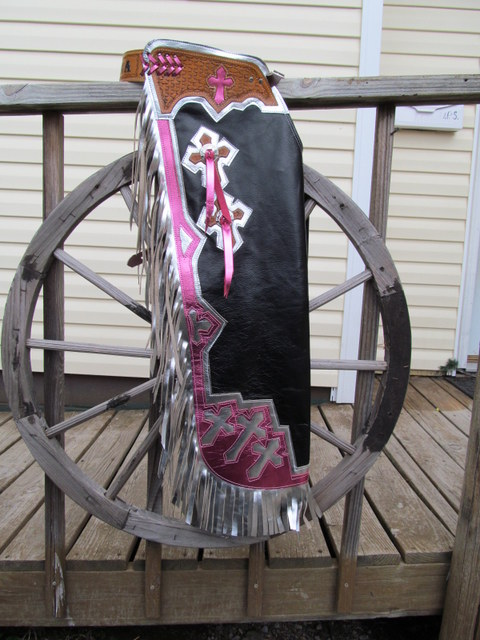 Mutton Bustin Chaps Rodeo Youth Chaps Steer Riding Chaps