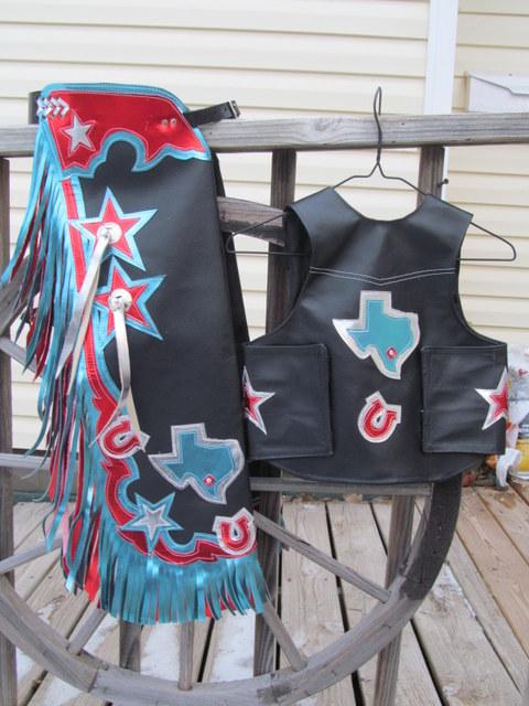 Rodeo & Fair King Chaps