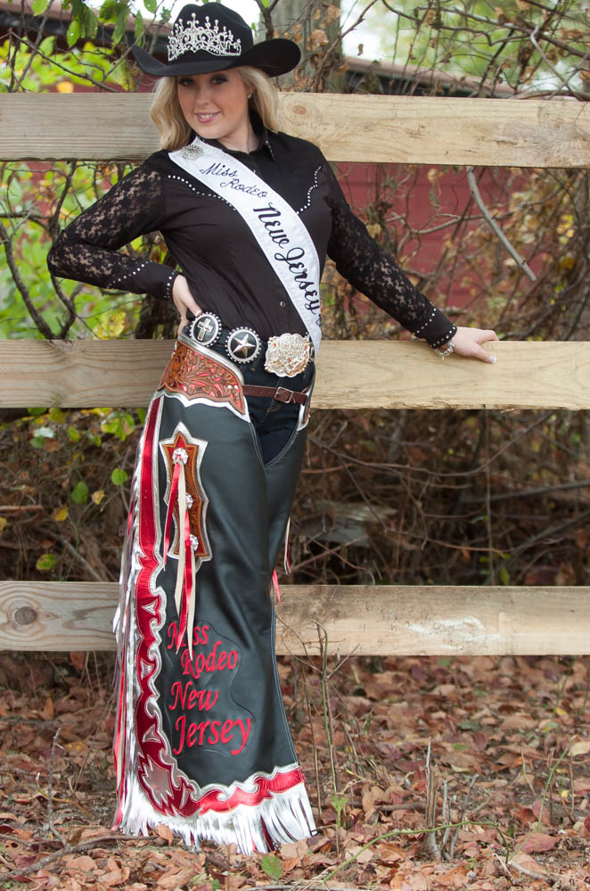 Miss Rodeo New Jersey Chaps
