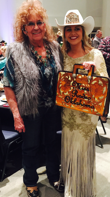 Rodeo Queen Autograph / Briefcase