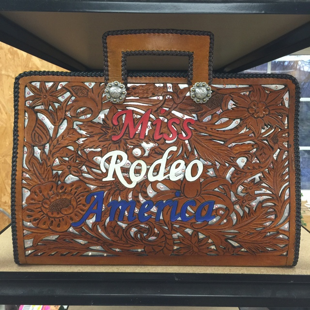Rodeo Queen Autograph &/or Briefcase