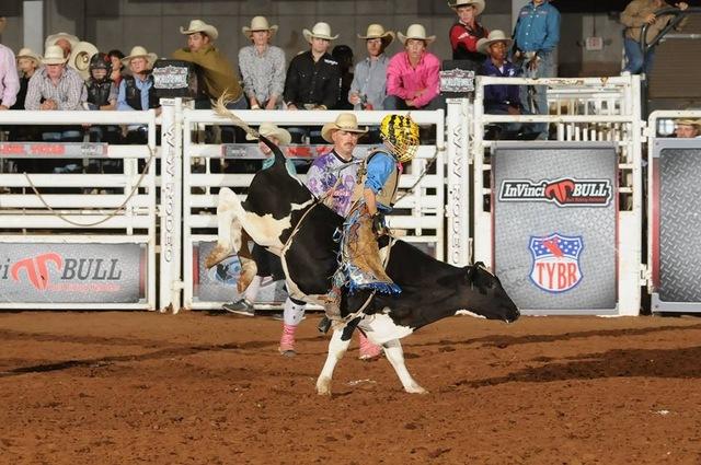 Custom Steer Riding Chaps & Vest