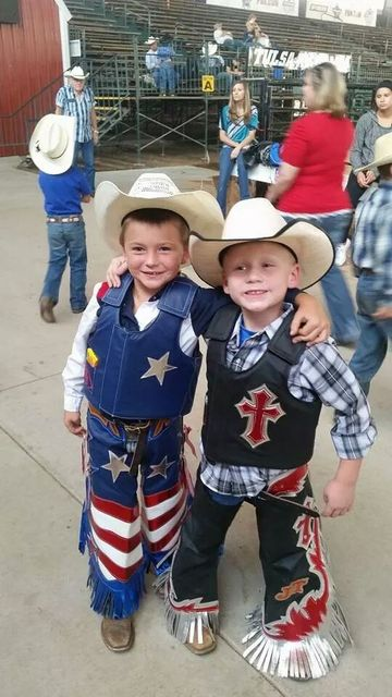 Mutton Bustin Chaps, Youth Rodeo Chaps