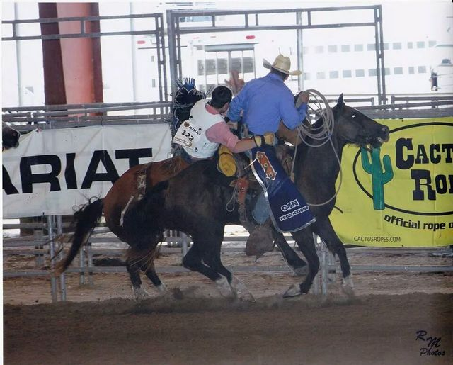 Rodeo PickUp Chaps, Rodeo PickUp Man Chaps