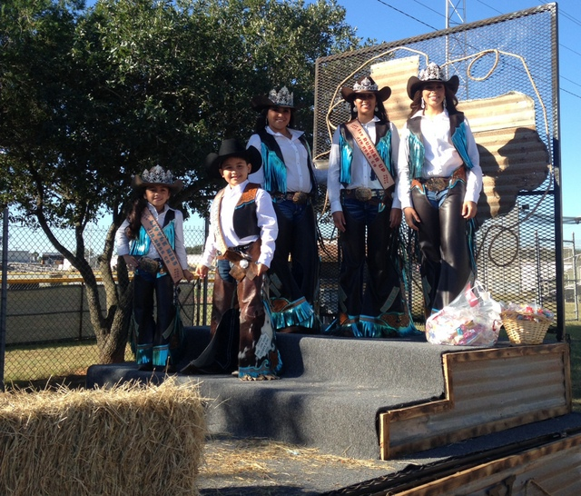 Rodeo Royalty Chaps