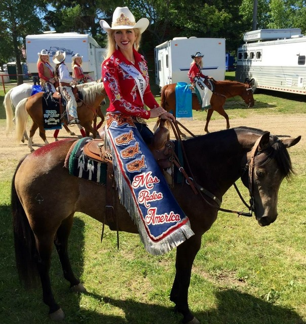 Miss Rodeo America 2015