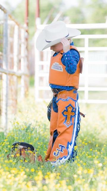 Rodeo Queen Chaps MRF