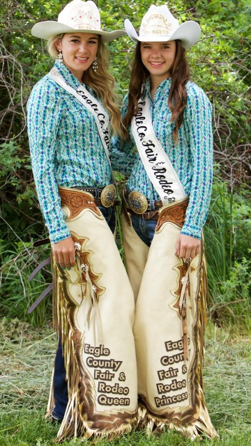 Rodeo Queen Chaps ,