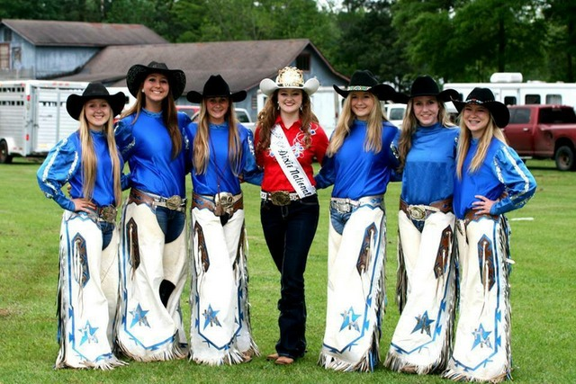 Rodeo Drill Team Chaps
