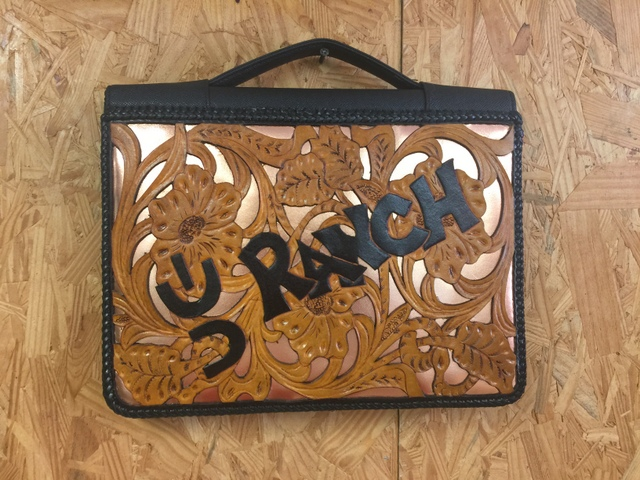 Custom Briefcase withBrand