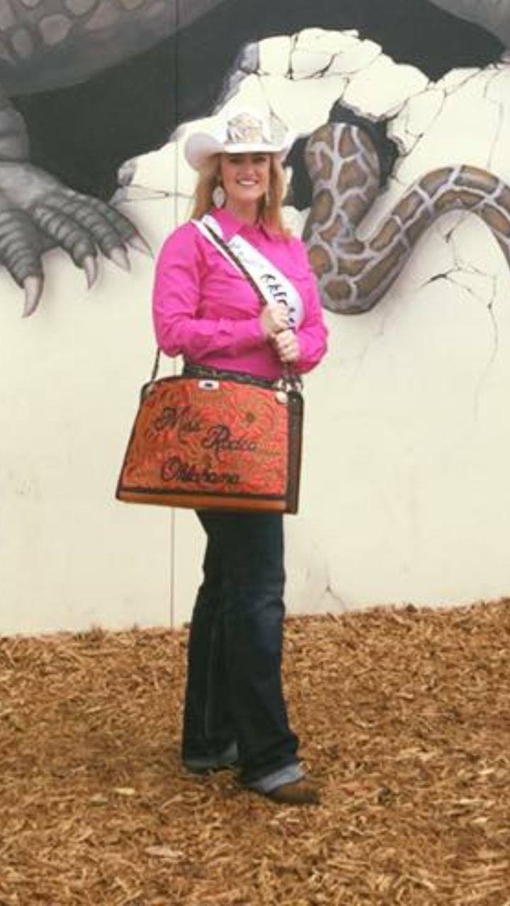 Rodeo Queen Autograph / Briefcase,Rodeo Queen Chaps,