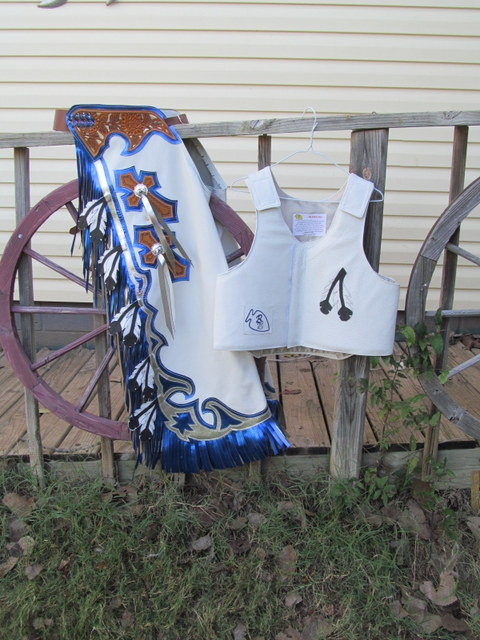 Bullriding Youth Chaps Custom Rodeo Chaps Mutton Bustin