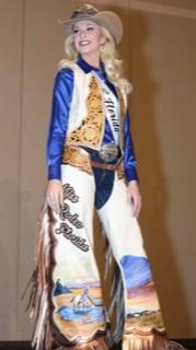 ~ArrowheadNow~ Custom Vest,MRF Painted Chaps & Vest