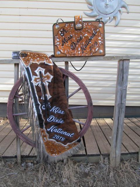 Rodeo Queen Autograph / Briefcase